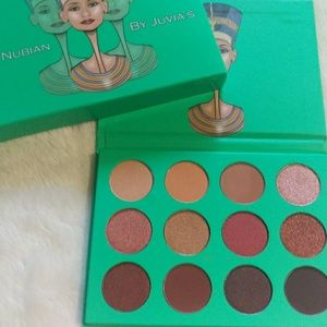Other - JUVIA'S NUBIAN PALETTE